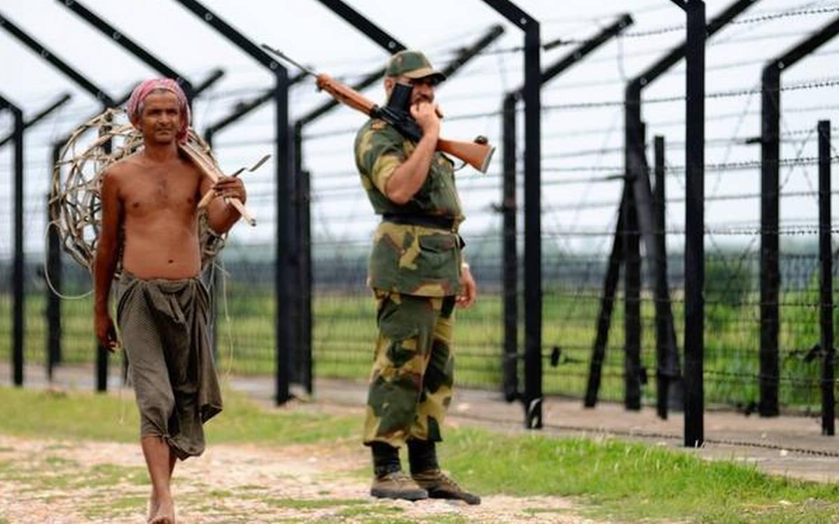 'বাংলাদেশ থেকে লোক ঢুকছে, আমাদের বর্ডার পাহারা দিতে দিন'