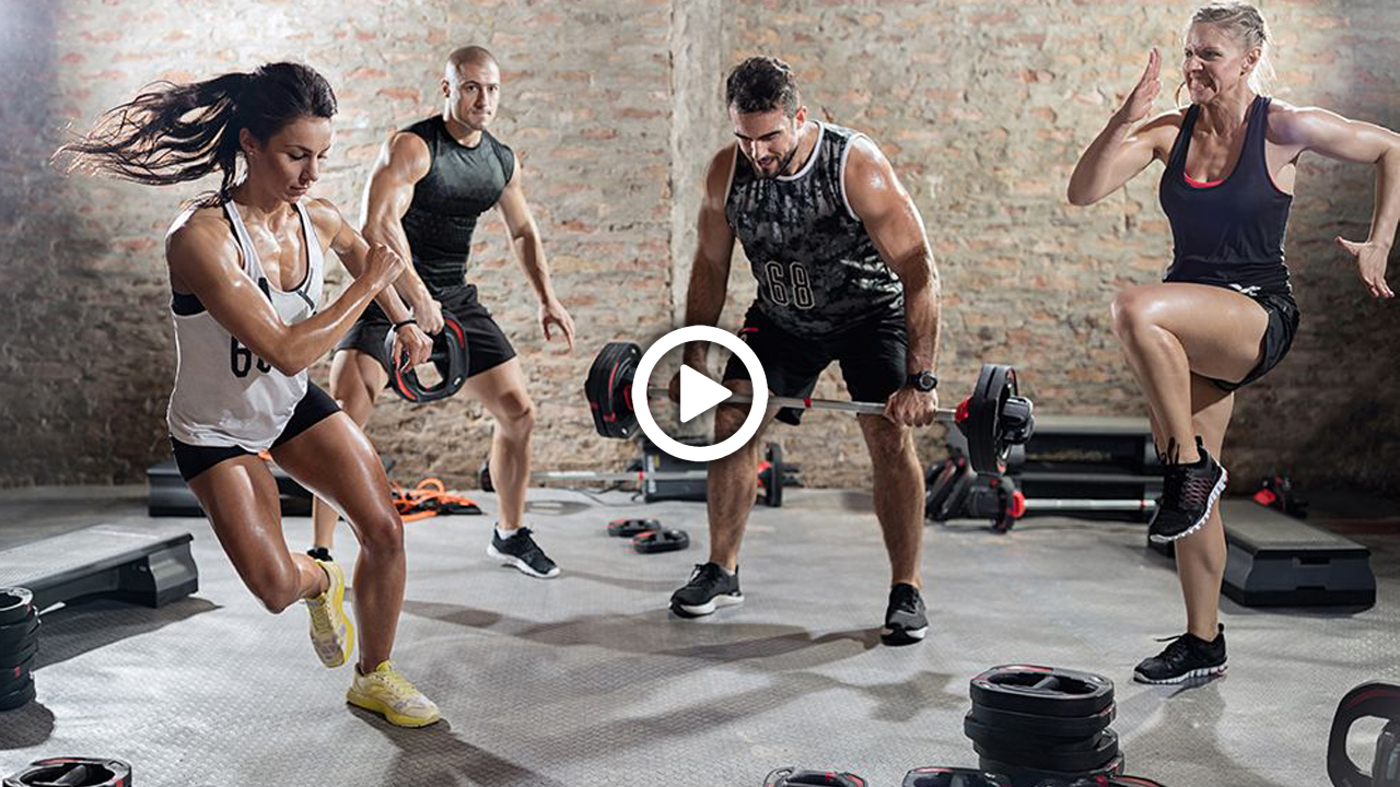 Daily workout session arranged by NewsHut